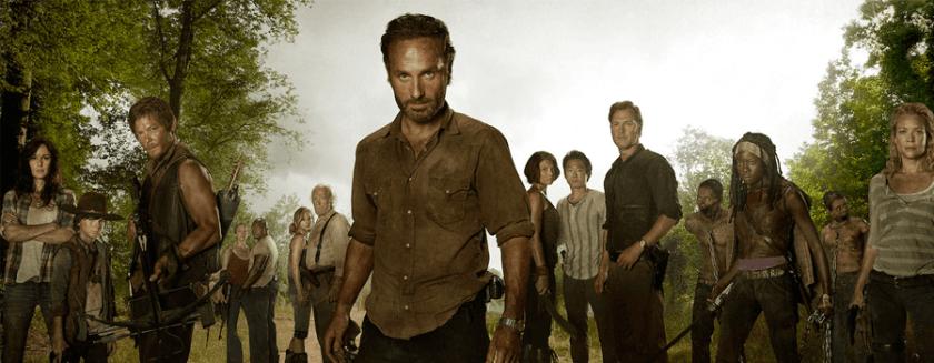filmes de zumbis e séries de tv netflix the walking dead