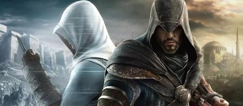Ajustes de Assassins Creed Netflix
