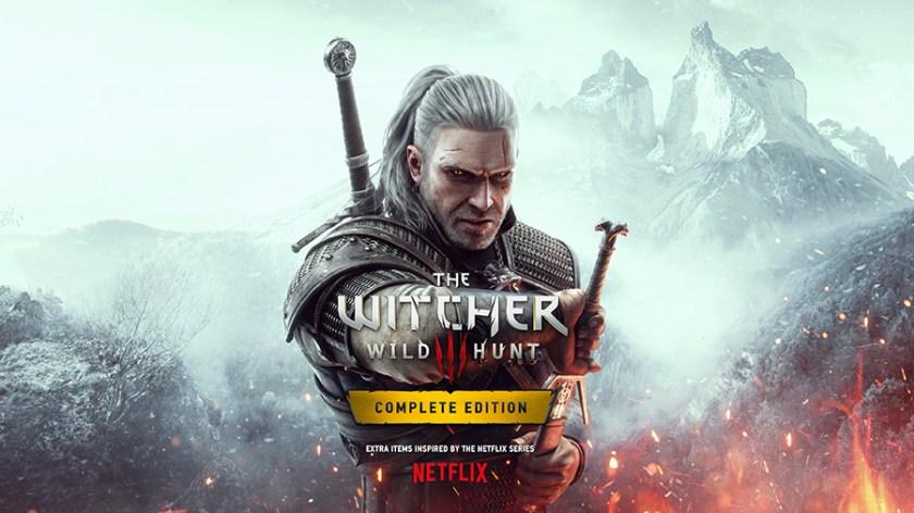 the witcher netflix wild hunt dlc