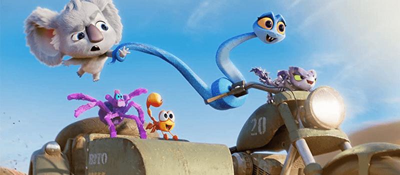 Filmes originais da Netflix chegando em 2021 e depois de volta ao outback