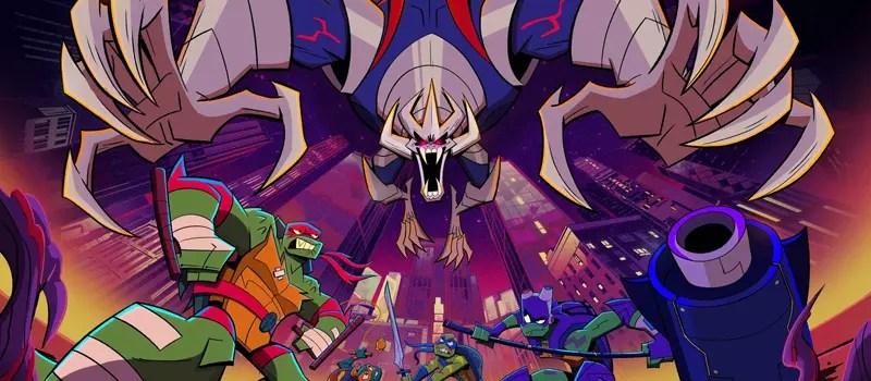 ascensão das tartarugas ninja mutantes netflix