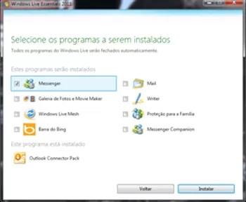 instalar Messenger