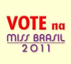 Assistir votar Miss Brasil 2011