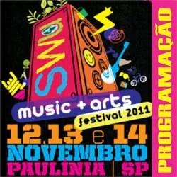 programacao SWU 2011