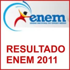 Resultado Enem 2011