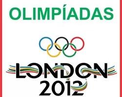 Olimpíadas 2012 Modalidades Londres