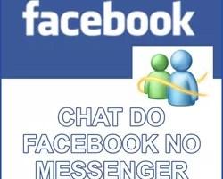Chat Facebook MSN Messenger
