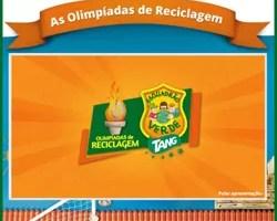 Olimpíadas Reciclagem Tang