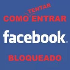 Entrar Facebook bloqueado