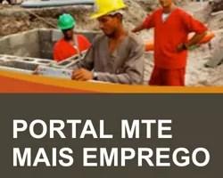 Mais Emprego MTE