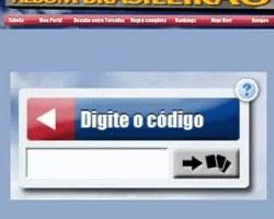 códigos promocionais brasileirão 2012
