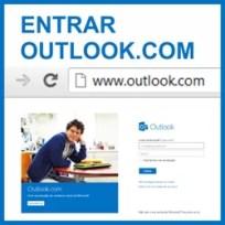 Entrar Outlook.com