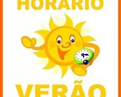 Horário verão 2012 início fim