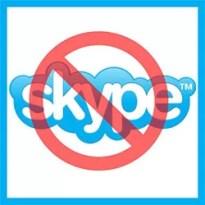 Skype Bloqueado