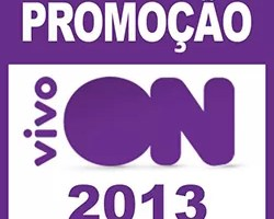 Promoção Vivo On 2013
