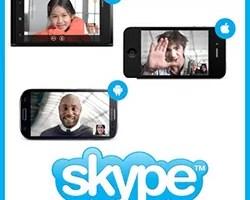 Entrar Skype Android iOS Windows Phone