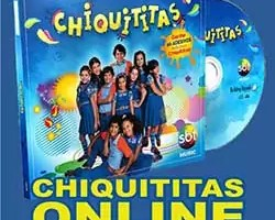 Ouvir CD Chiquititas 2013