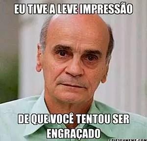 Imagem engraçada Facebook
