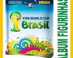 Álbum Figurinhas Copa Mundo FIFA 2014