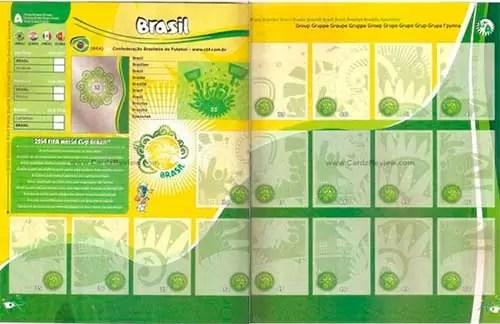 álbum Copa do Mundo