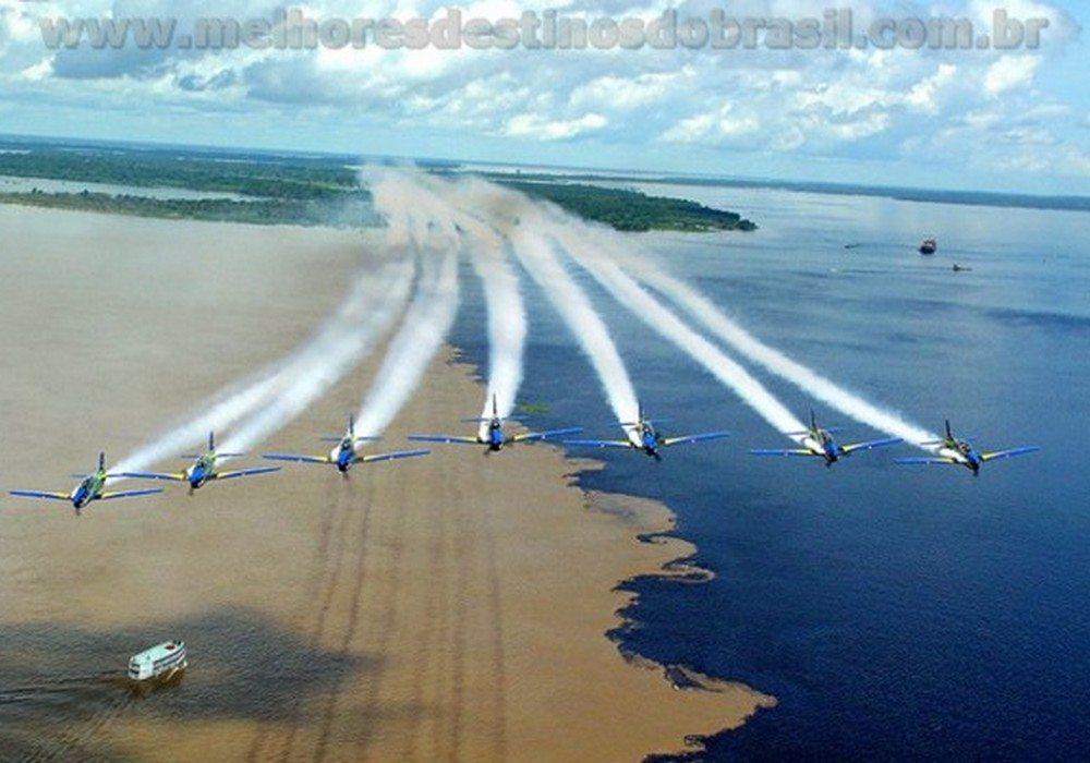 Encontro Das Aguas - Manaus - AM