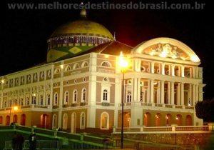 Teatro Amazonas - Manaus - AM