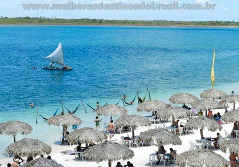 Passeio De Buggy até às lagoas Azul e do Paraíso