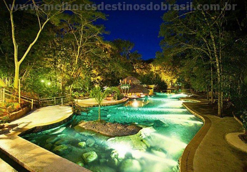 Parque Das Fontes e Hot Park