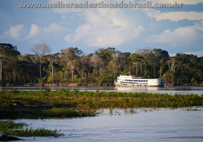 quais os destinos mais procurados no Brasil