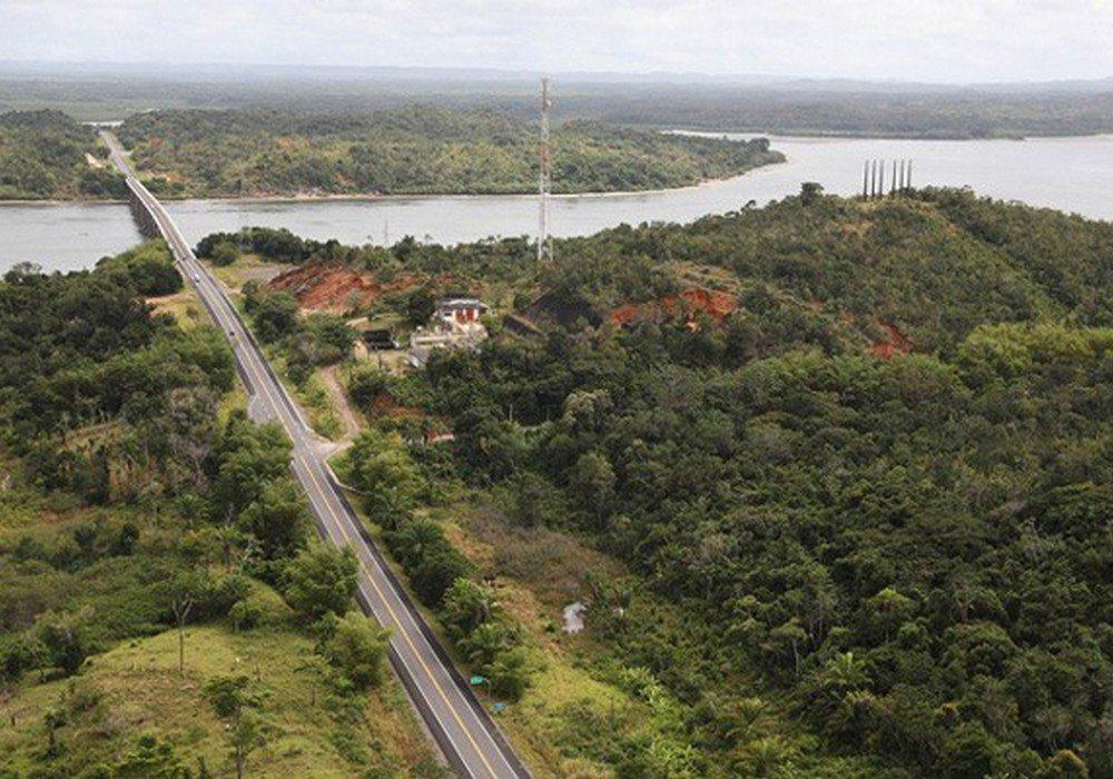Estrada Parque Ilhéus