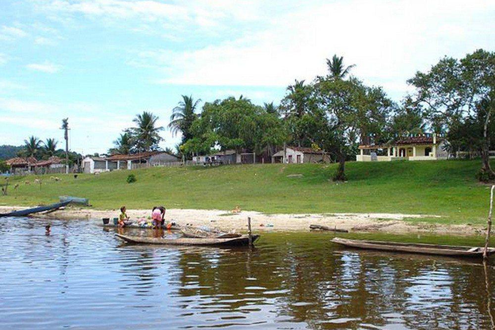 Lagoa Encantada Em Ilhéus