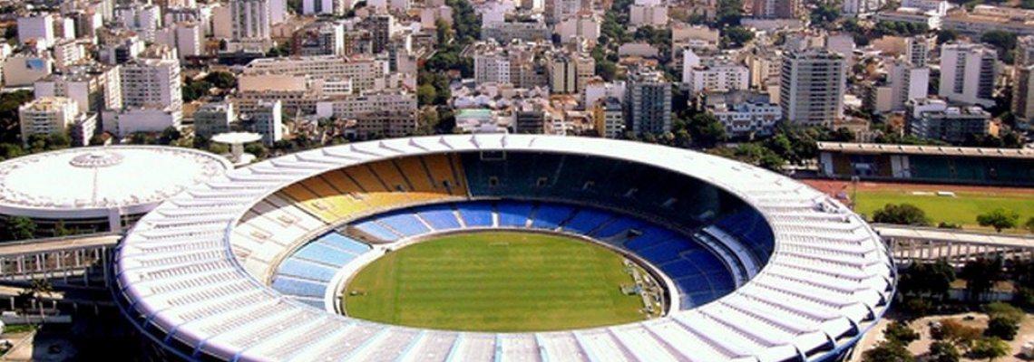 Estadio Do Maracanã - Rio De Janeiro