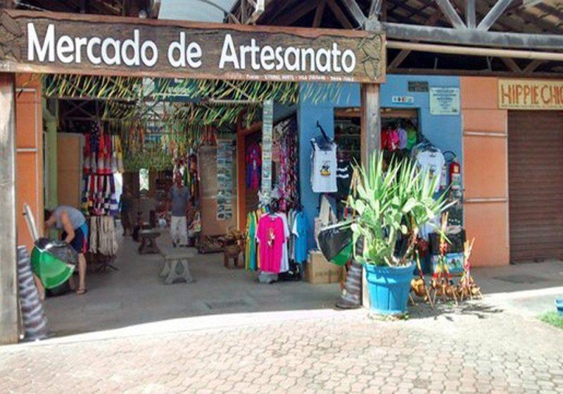 Mercado De Artesanato Ilhéus