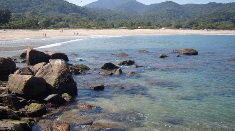 Praia Camburi - Ubatuba