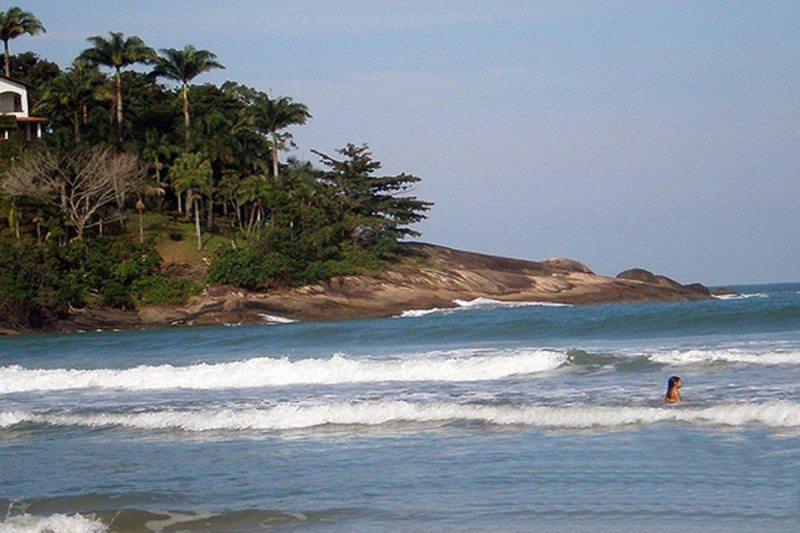 Praia Do Tenório - Ubatuba