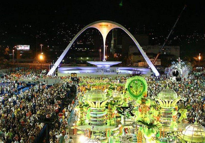 Sambódromo - Rio De Janeiro