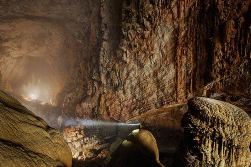 Caverna Hang Son Doong - Vietnã
