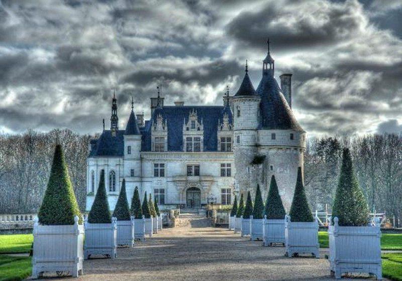 Chateau de Chenonceau (Chenonceaux, França)