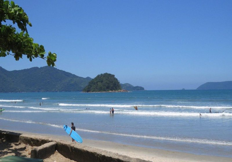 Praia Do Sapê