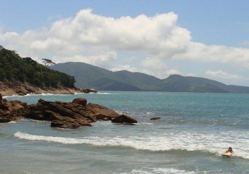 Praia Caçandoca