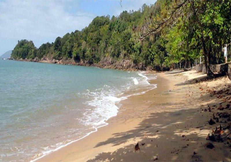 Praia Caçandoquinha