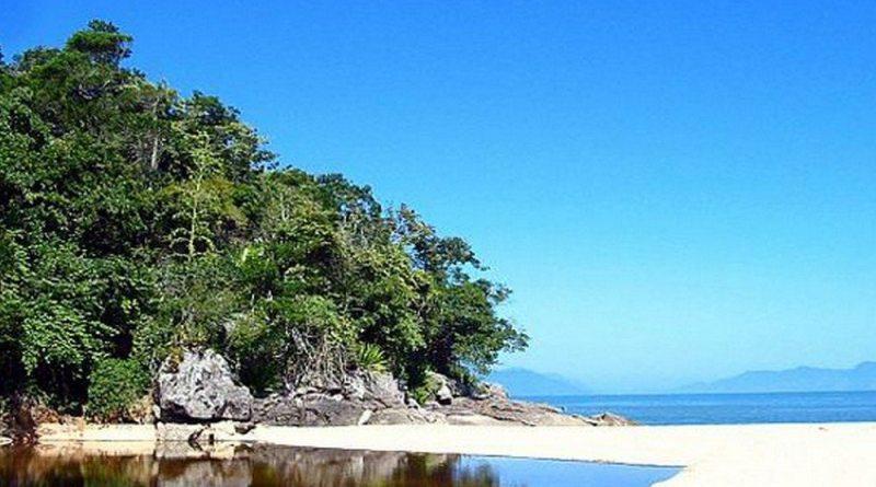 Praia da Lagoa - Ubatuba