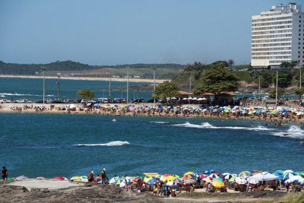 Praia Dos Namorados - Guarapari