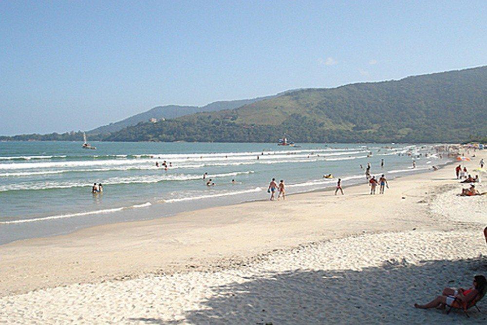 Praia Da Maranduba - Ubatuba