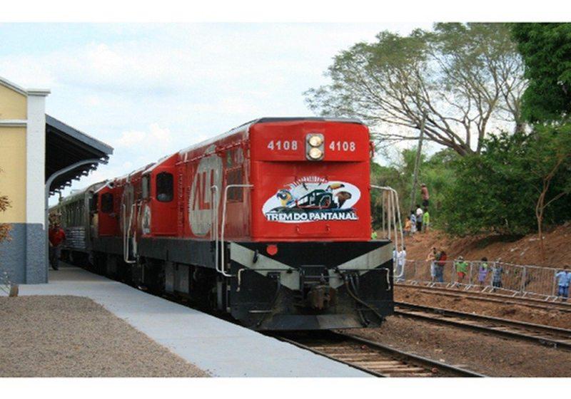 Trem Do Pantanal
