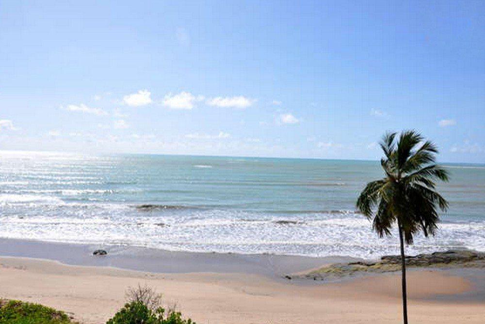 Praia de Barreiras do Boqueirão - Japaratinga