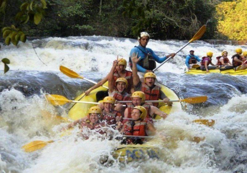 turismo de aventura no Brasil