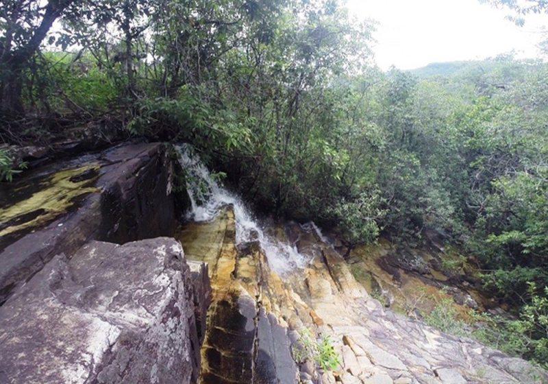 Cachoeira Do Dragão Azul