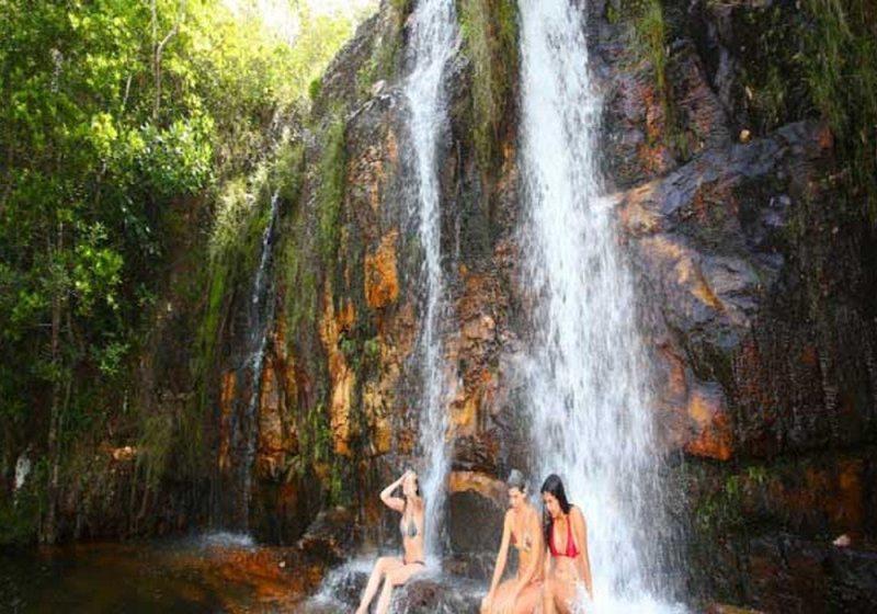 Cachoeira Dos Cristais - Alto Paraíso De Goiás