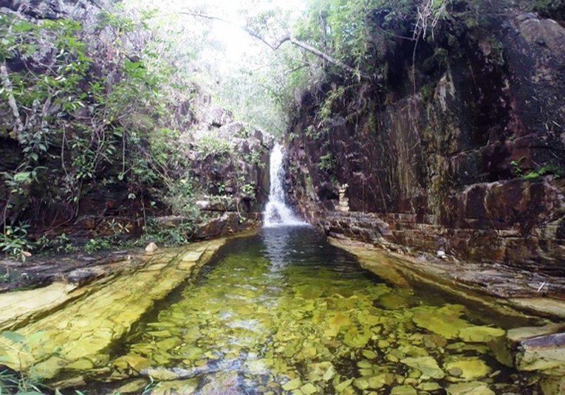 Cachoeira Pérola do Dragão